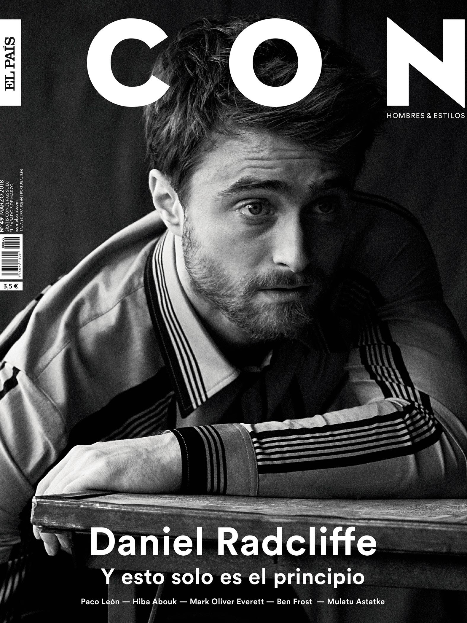 Dan Radcliffe for Icon