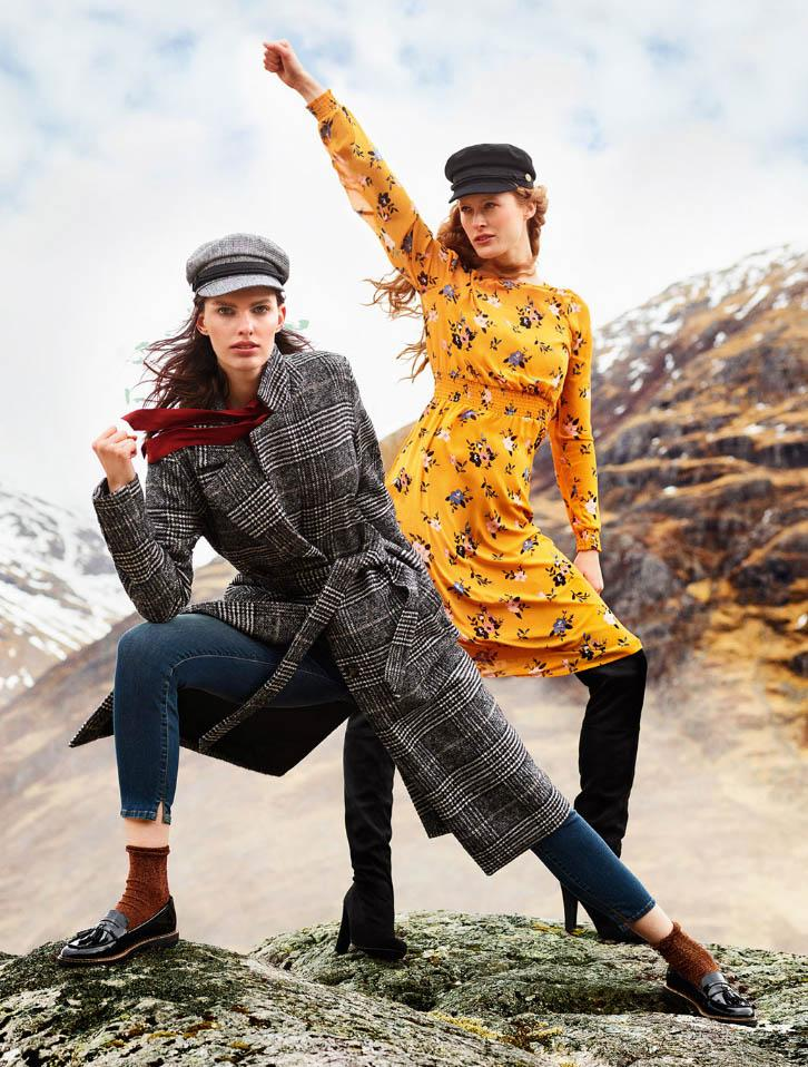 Tom Tailor AW18 Campaign