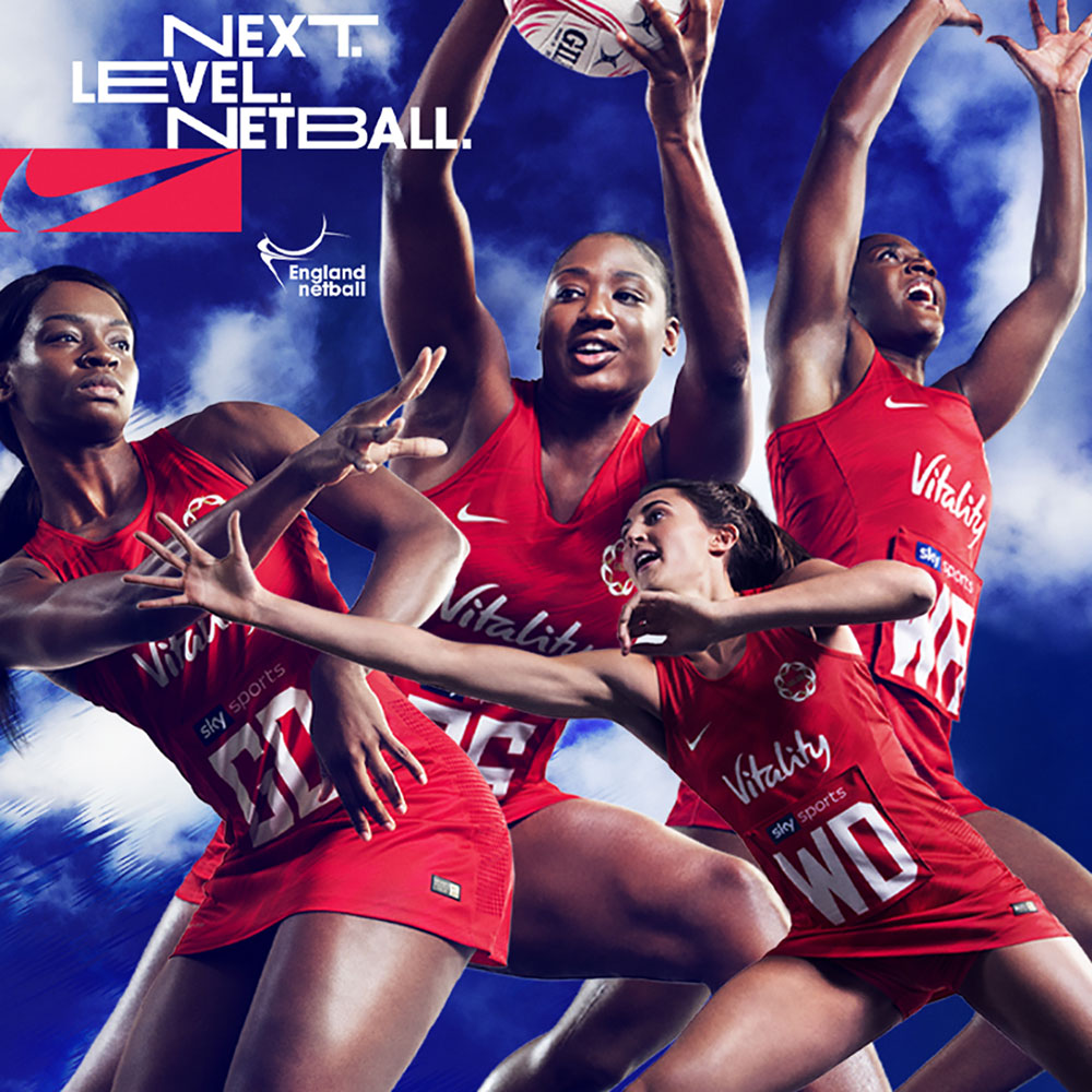 Nike Netball Campaign